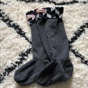 Hunter boot socks, original packaging never worn